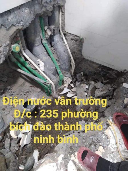 Sửa điện nước tại Ninh Bình