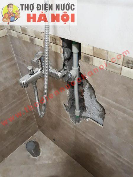 thợ sửa ống nước tại Hà Nội